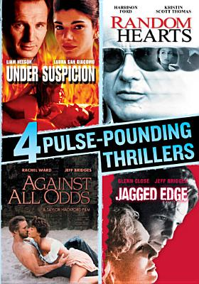 4 PULSE POUNDING THRILLERS BY CLOSE,GLENN (DVD)
