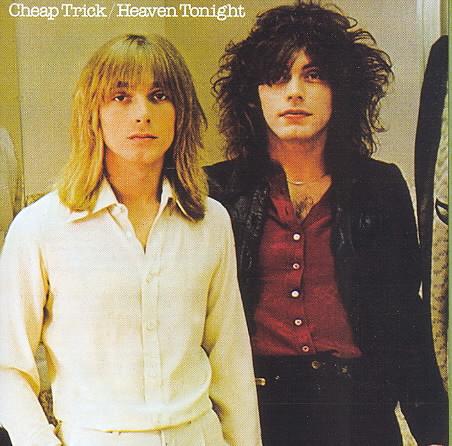 HEAVEN TONIGHT BY CHEAP TRICK (CD)